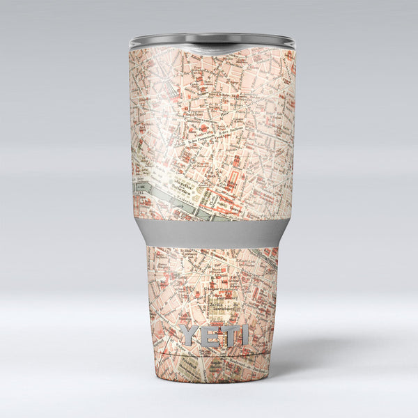 The_Vintage_Paris_Overview_Map_-_Yeti_Rambler_Skin_Kit_-_30oz_-_V1.jpg