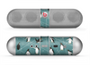 The Vintage Penguin Blue Collage Skin for the Beats by Dre Pill Bluetooth Speaker