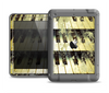 The Vintage Pianos Keys Apple iPad Air LifeProof Fre Case Skin Set