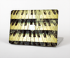 The Vintage Pianos Keys Skin Set for the Apple MacBook Air 13""