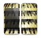 The Vintage Pianos Keys Skin for the Apple iPhone 4-4s