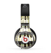 The Vintage Pianos Keys Skin for the Beats by Dre Pro Headphones