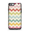 The Vintage Summer Colored Chevron V4 Apple iPhone 6 Otterbox Symmetry Case Skin Set
