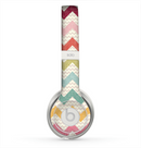 The Vintage Summer Colored Chevron V4 Skin for the Beats by Dre Solo 2 Headphones