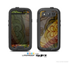 The Vintage Swirled Colorful Pattern Skin For The Samsung Galaxy S3 LifeProof Case