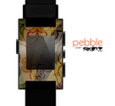 The Vintage Swirled Colorful Pattern Skin for the Pebble SmartWatch