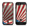 the vintage tan american flag  iPhone 6/6s Plus LifeProof Fre POWER Case Skin Kit