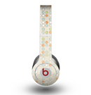 The Vintage Tiny Polka Dot Pattern Skin for the Beats by Dre Original Solo-Solo HD Headphones