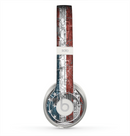 The Vintage USA Flag Skin for the Beats by Dre Solo 2 Headphones