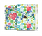 The Vintage Vector Heart Buttons Full Body Skin Set for the Apple iPad Mini 3