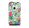 The Vintage Vector Heart Buttons Skin for the iPhone 5c OtterBox Commuter Case