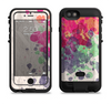 the vintage watercolor droplets  iPhone 6/6s Plus LifeProof Fre POWER Case Skin Kit