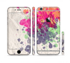 The Vintage WaterColor Droplets Sectioned Skin Series for the Apple iPhone 6 Plus