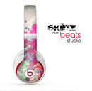 The Vintage WaterColor Droplets Skin for the Beats Studio for the Beats Skin