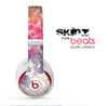 The Vintage WaterColor Droplets Skin for the Beats by Dre Studio Wireless Headphones