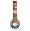 The Vintage Wood Planks Skin for the Beats by Dre Solo 2 Headphones
