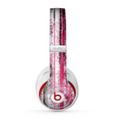 The Vintage Worn Pink Paint Skin for the Beats by Dre Studio (2013+ Version) Headphones