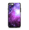 The Violet Glowing Nebula Apple iPhone 6 Otterbox Symmetry Case Skin Set