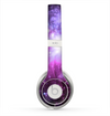 The Violet Glowing Nebula Skin for the Beats by Dre Solo 2 Headphones