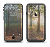The Vivia Colored Sunny Forrest Apple iPhone 6 LifeProof Fre Case Skin Set