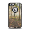 The Vivia Colored Sunny Forrest Apple iPhone 6 Otterbox Defender Case Skin Set