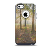 The Vivia Colored Sunny Forrest Skin for the iPhone 5c OtterBox Commuter Case