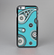 The Vivid Blue & Black Paisley Design Skin-Sert for the Apple iPhone 6 Skin-Sert Case