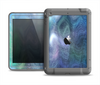 The Vivid Blue Sagging Painted Surface Apple iPad Air LifeProof Fre Case Skin Set