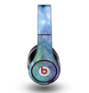 The Vivid Blue Sagging Painted Surface Skin for the Original Beats by Dre Studio Headphones