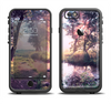 The Vivid Colored Forrest Scene Apple iPhone 6 LifeProof Fre Case Skin Set