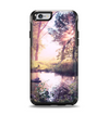 The Vivid Colored Forrest Scene Apple iPhone 6 Otterbox Symmetry Case Skin Set