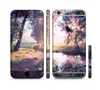 The Vivid Colored Forrest Scene Sectioned Skin Series for the Apple iPhone 6 Plus