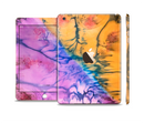The Vivid Colored Wet-Paint Mixture Full Body Skin Set for the Apple iPad Mini 3