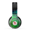 The Vivid Green Sagging Painted Surface Skin for the Beats by Dre Pro Headphones