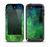 The Vivid Green Sagging Painted Surface Skin for the iPod Touch 5th Generation frē LifeProof Case