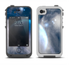 The Vivid Lighted Halo Planet Apple iPhone 4-4s LifeProof Fre Case Skin Set