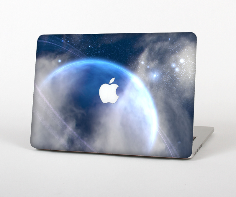 "The Vivid Lighted Halo Planet Skin Set for the Apple MacBook Pro 15"" with Retina Display"