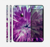 The Vivid Purple Flower Skin for the Apple iPhone 6 Plus