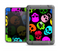 The Vivid Vector Neon Skulls Apple iPad Air LifeProof Fre Case Skin Set