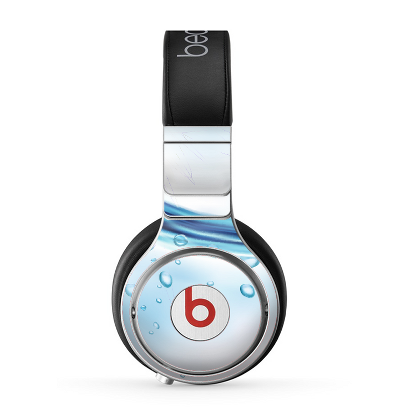 The Vivid Water Layers Skin for the Beats by Dre Pro Headphones