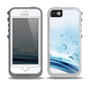 The Vivid Water Layers Skin for the iPhone 5-5s OtterBox Preserver WaterProof Case