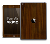 The Walnut Wood Skin for the iPad Air