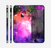 The Warped Neon Color-Splosion Skin for the Apple iPhone 6 Plus