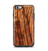 The Warped Wood Apple iPhone 6 Plus Otterbox Symmetry Case Skin Set