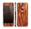 The Warped Wood Skin Set for the Apple iPhone 5s