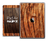 The Warped Wood Skin for the iPad Air