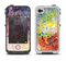The WaterColor Grunge Setting Apple iPhone 4-4s LifeProof Fre Case Skin Set