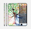 The WaterColor Vivid Tree Skin for the Apple iPhone 6 Plus