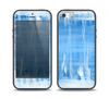 The Water Color Ice Window Skin Set for the iPhone 5-5s Skech Glow Case