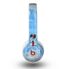 The Water Color Ice Window Skin for the Beats by Dre Mixr Headphones